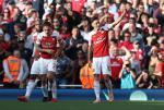 Ozil Scores Late As Arsenal Beat Watford