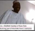 Kano State Government Release Official Statement On Viral Video Showing The Governor, Umar Ganduje, Receiving Bribes From Contractors