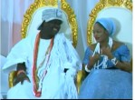 Ooni of Ife Attends His wife, Olori Prophetess Naomi's Church Programme [Photos/ Videos]