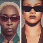 Nigerian Model With Tribal Mark Gets A Followback From Rihanna