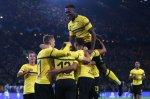 Sancho Scores As Borussia Dortmund Thrash Atletico Madrid 4 - 0