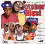 MIXTAPE: DJ Squeezzy – October Blast Mixtape