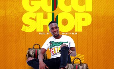 Kelvino Ticy - Gucci Shop (Prod. Willy F)