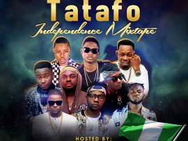 MIXTAPE: DJ S Krane – Tatafo Independence Mix