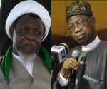 """""""It Costs The Federal Government N3.5m Every Month To Feed Detained Shi'ite Leader, Ibrahim Zakzaky"""" Lai Mohammed [Video]"""