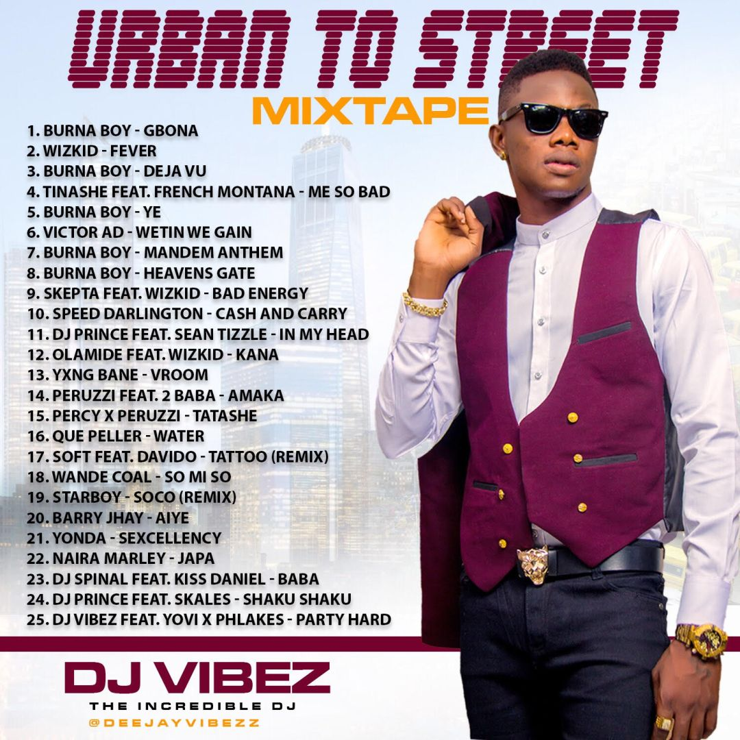 Dj-Vibez Mixtapes