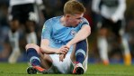De Bruyne Injury Scare As Man City Beat Fulham To Reach Quarter Final