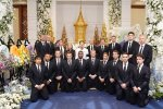 Leicester City Players in Thailand For Owner's Funeral [Photos]