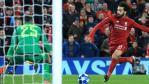 Mo Salah Goal Sends Liverpool To UEFA Champions League Last 16