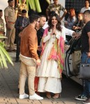 Photos of Guests Arriving For Priyanka Chopra And Nick Jonas's Wedding in India