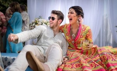 More photos from?Nick Jonas and Priyanka Chopra