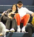 Kendall Jenner And Her Rumored Boyfriend Ben Simmons Cuddle Up At A College Basketball Game [Photos]
