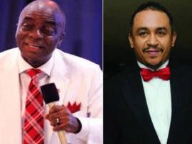 Freeze reacts to Bishop David Oyedepo