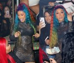 Photos: Cardi B Parties After Announcing Split From Her Husband Offset