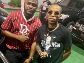 Tekno returns to Nigeria after undergoing treatment for his damaged vocal box