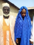 Outrage As Alhaji, 70, Marries A Much Younger Girl,15, in Niger State [Photos]