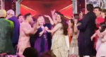 Hillary Clinton Filmed Dancing At The Wedding of The Daughter of India's Richest Man