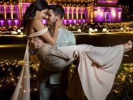 Priyanka Chopra shares another sweet snap from her lavish wedding to?Nick Jonas?