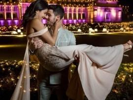 Priyanka Chopra shares another sweet snap from her lavish wedding to?Nick Jonas?