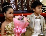 Six-Year-Old Twins Get Married in A Lavish Ceremony Because Their Parents Believe 'They Were Lovers in Past Lives' [Photos]