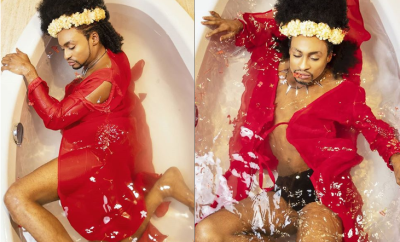 See the new photos of Denrele Edun that are causing a stir online