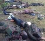 Nigerian Troops Kill Several Boko Haram Terrorists in Yobe State [Graphic Photos]