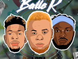 Laaj Ft. Mr Real X Slimcase – Baller