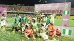Nigeria Super Falcons Defeat South Africa To Win African Women Cup of Nation 2018