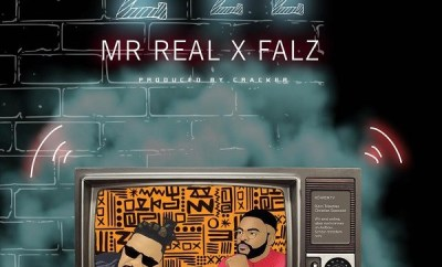 Mr Real – Zzz ft. Falz
