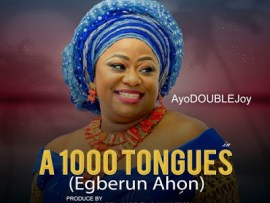 AyoDoublejoy - 1000 Tongues + Faithful God