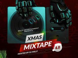 MIXTAPE: DJ Milly - Xmas Mixtape Vol 4.0