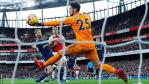 Lacazette And Aubameyang Scores As Arsenal See off Fulham