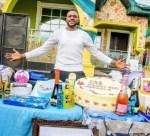Photos From Odunlade Adekola's 42nd Birthday