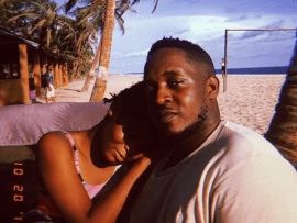 Rapper, M.I Abaga, shares rare photo of himself and his woman