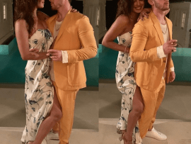 Priyanka Chopra and Nick Jonas share loved-up photos from their Caribbean honeymoon (Photos)