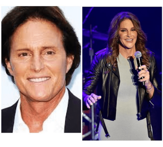 From Bruce to Caitlyn: Caitlyn Jenner joins the #10yearschallenge