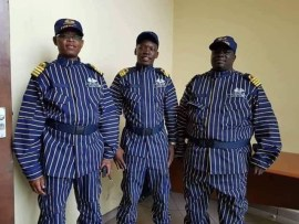 Social media users go into a frenzy as?Zambia unveils new uniforms for customs officers (Photos/Screenshots)
