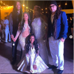 Rapper Waka Flocka And Wife Tammy Rivera Hold Wedding Ceremony in Mexico 5-Years After They Got Married [Photos/Video]