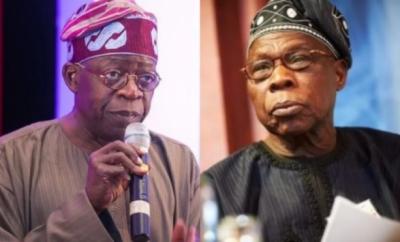 Obansanjo is an expired politician- Bola Tinubu