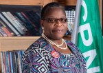 Hours After Oby Ezekwesili Withdrawal From Presidential Race, Her Party Endorse Buhari And Threaten To Take Her To Court