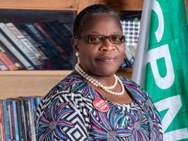 Hours after her withdrawal from presidential race, Oby Ezekwesili?s party endorse Buhari, threaten to take her to court