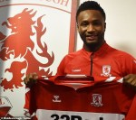 Mikel Obi Joins Championship Club Middlesbrough Until End of Season