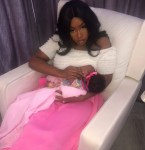 Remy Ma Shares Photo of Herself Breastfeeding Her Child As She Complains About Inadequate Supply of Breast Milk