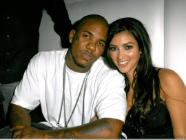 Rapper The Game raps about rough sex with Kim Kardashian, says