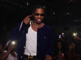 Breaking: Runtown wins legal battle as Federal High Court issues restraining order against Eric Many