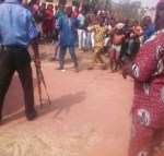 Photo: Male Student Apprehended After The Boxers of His Male Classmate Was Found Tied With A Charm in His Wardrobe