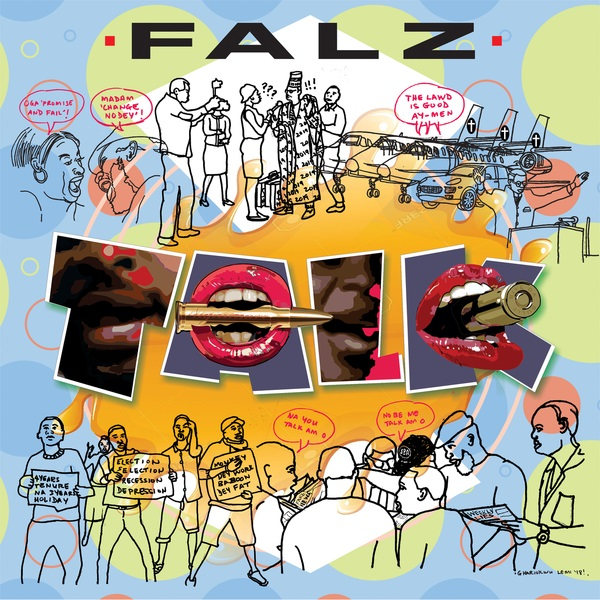 Falz-Talk Audio Music