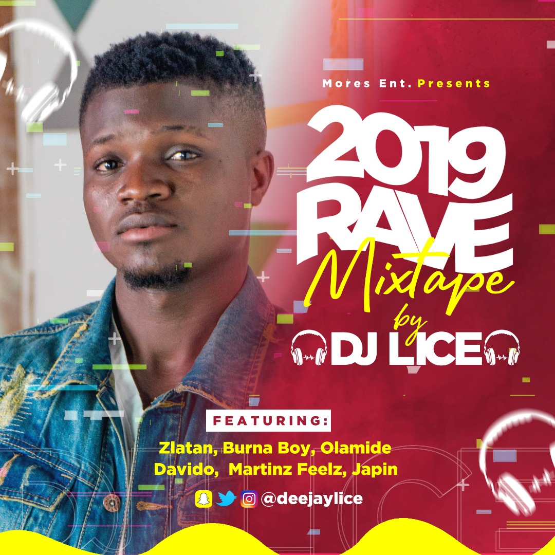 MIXTAPE: Dj Lice - 2019 Rave Mix (Vol. 1)