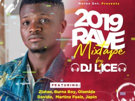 MIXTAPE: Dj Lice - 2019 Rave Mix (Vol. 1)