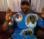 MC Oluomo Reportedly Stabbed Following Gunshots And Pandemonium At The Flag off of APC Campaign in Lagos [Videos]
